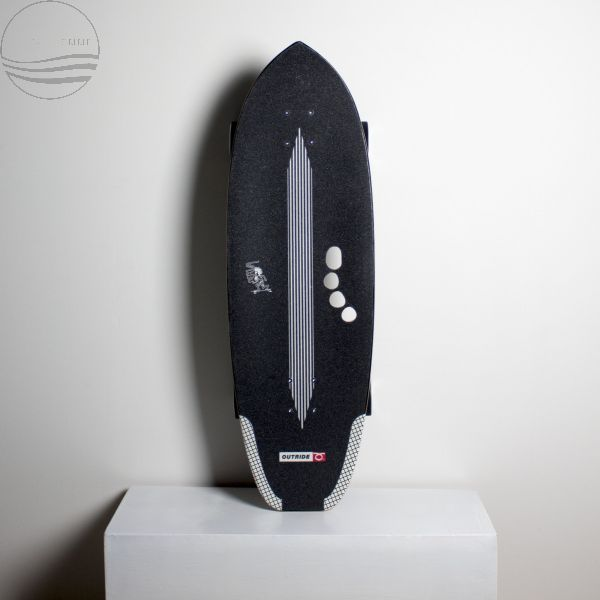 Surfskate Easy Ride Black