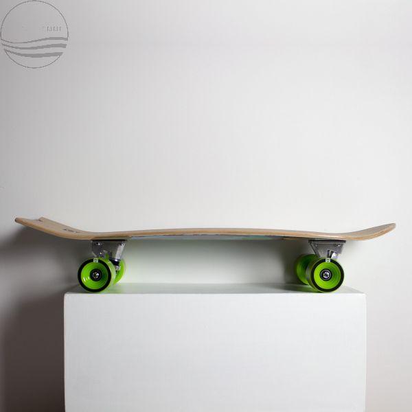 Surfskate Ride Fish