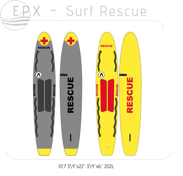 Alibi EPX Surf rescue