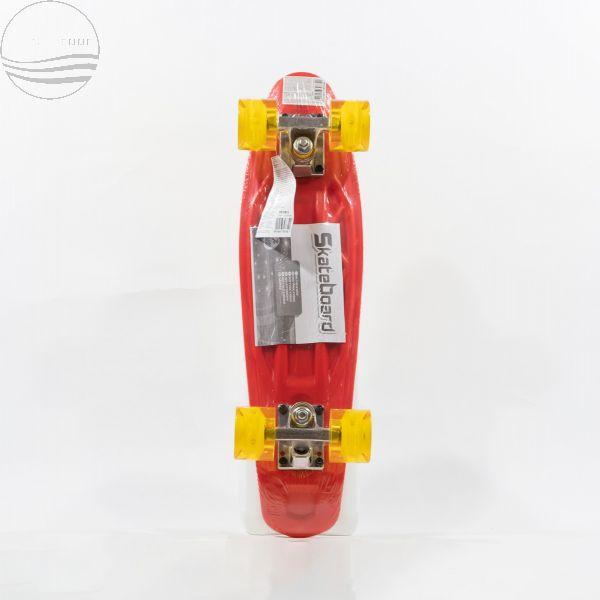 Cruiser skateboard LED 03