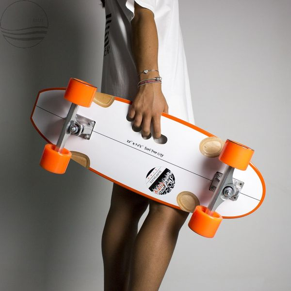 Surfskate Surf Your City