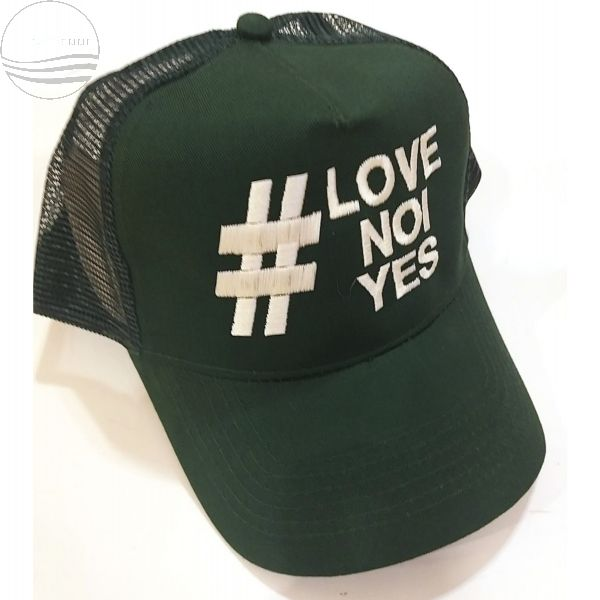 Cappellino Love Noi Yes Trucker 01
